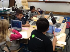 chrome books grade 3